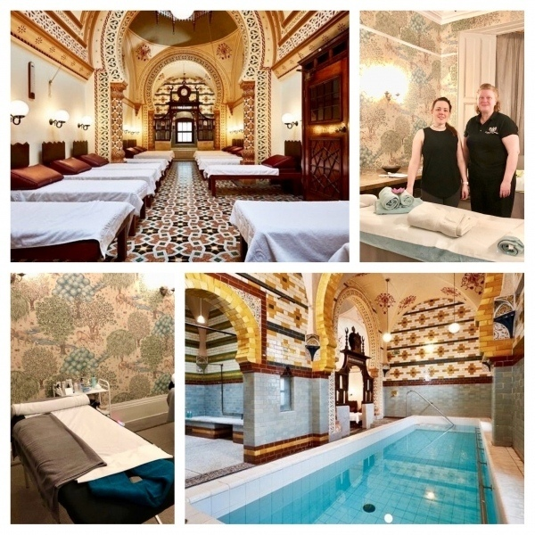 Massages onsite & The Turkish Baths, Harrogate