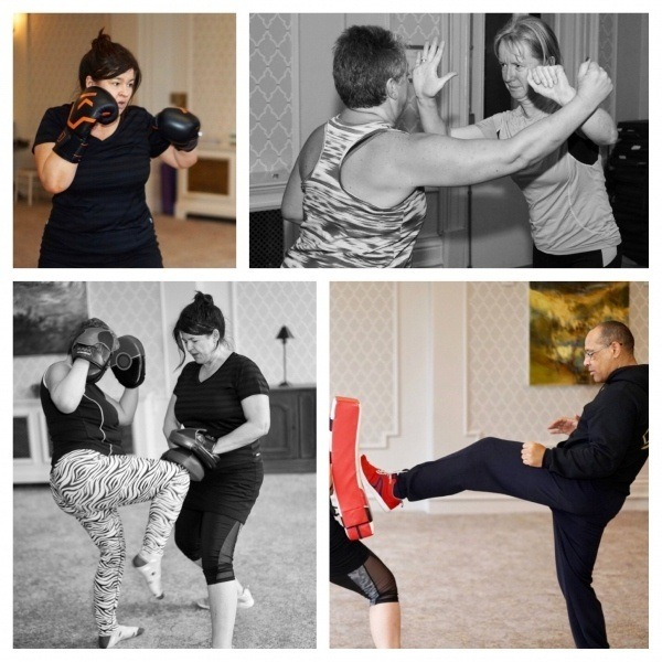 Kickboxing & Self-Defence sessions