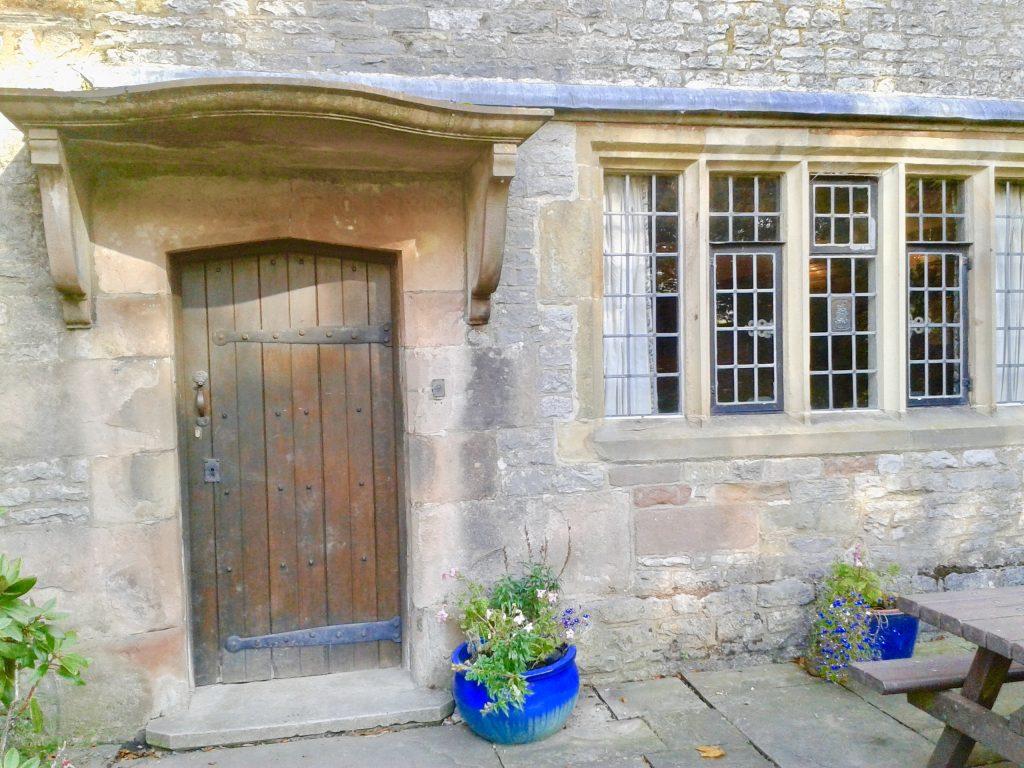 Entrance to Hartington Hall