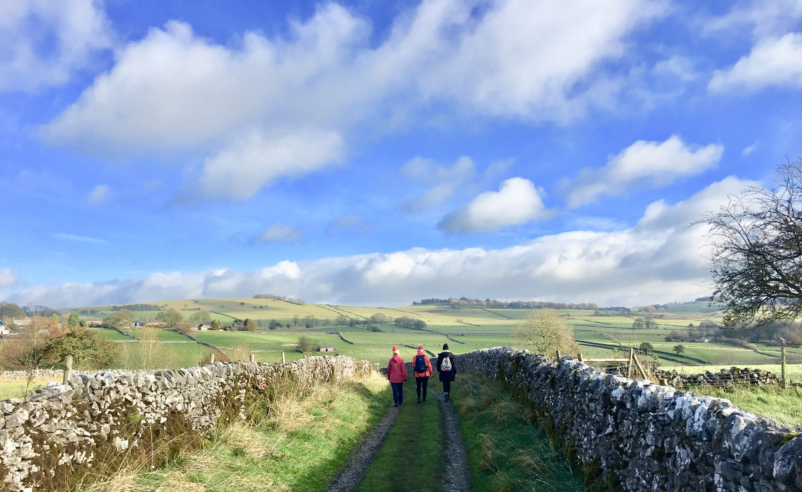 Stroll around the Hartington area in Derbyshire
