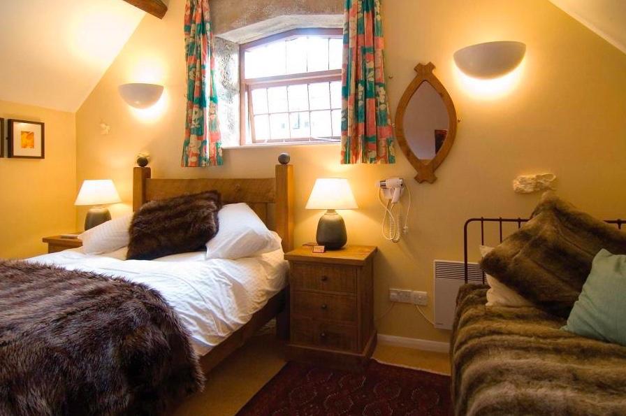 Bedroom in the flat